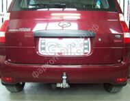Фаркоп для Hyundai Matrix 2001-2008гг.