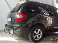 Фаркоп для Chrysler Voyager/Grand Voyager (2WD 4WD)/Dodge Caravan/Grand Caravan IV 2001-2008гг.