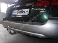 Фаркоп для Subaru Legacy Station Wagon (BE/BH)/ Outback 4WD 1999-2003гг.