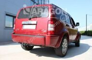 Фаркоп для Dodge Nitro / Jeep Cherokee 2007г. и по н.в.