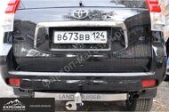 Фаркоп для Toyota Land Cruiser Prado 150/120 2010г. и по н.в./Lexus GX 460 2010-2014гг.